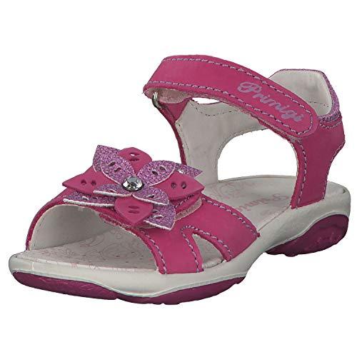 PRIMIGI Kinder Schuhe Mädchensadale in Fuchsia 3389244 pink 685401