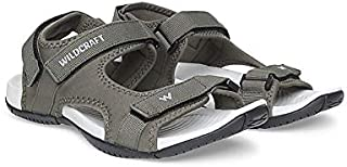 Wildcraft Men's Vesta Olive_Black Sandals and Floaters (51673)