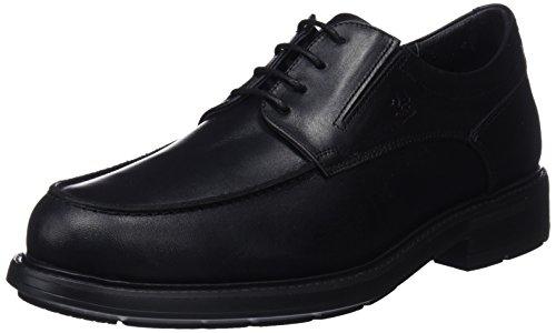 24 HORAS 10250, Zapatos de Cordones Oxford Hombre, Negro (Negro 7), 41 EU
