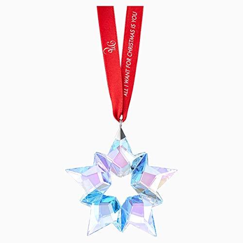 Swarovski Crystal 25th Anniversary Holiday Ornament by Mariah Carey