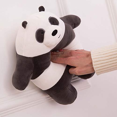 1pcs 50cm Drie van ons naakt Bears Plush Stuffed Kussen Pillow Tie Bear Soft Animal Verjaardag Toys kussen kussen,2