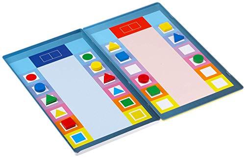 Oberschwäbische Magnetspiele Flocards: Grundbox aus Metall
