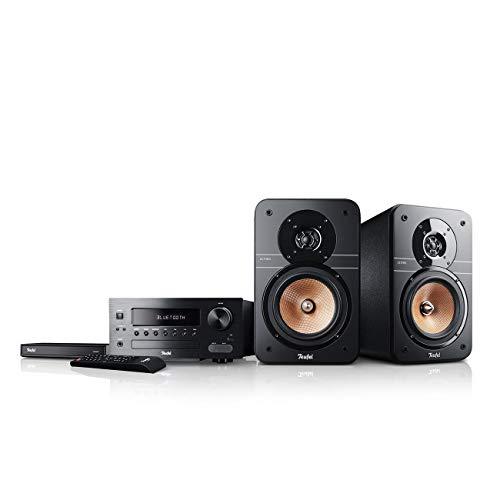 Teufel Ultima 20 Kombo Streaming Schwarz Stereo Teufel Lautsprecher Bluetooth...