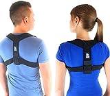 BACK SOLUTION Haltungskorrektur Rücken Geradehalter Schulter Rückenstütze für eine Gesunde...