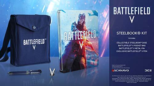 Battlefield V SteelBook Kit - [enthält kein Spiel]
