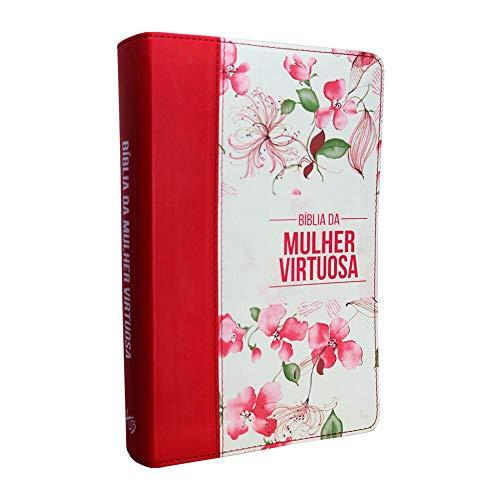 Bíblia da Mulher Virtuosa - Red
