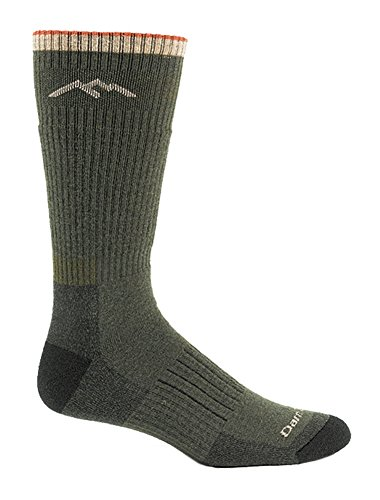 Darn Tough Hunter Boot Cushion Sock - Men's Forest Large