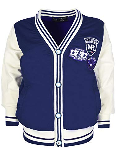 My Rock Jungen College Jacke 30171 Navy 158