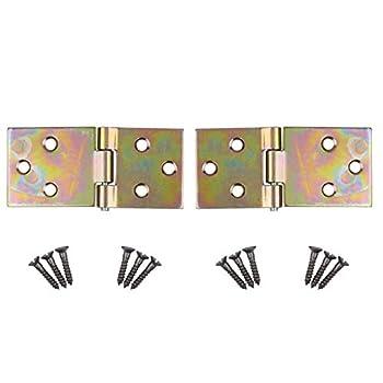 Zinc Plated Steel Drop Leaf Table Hinge - 2 Pc/Pack | HS-1 1