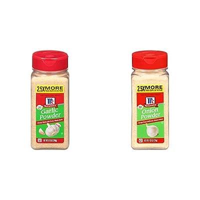 McCormick Garlic Powder, Onion Powder