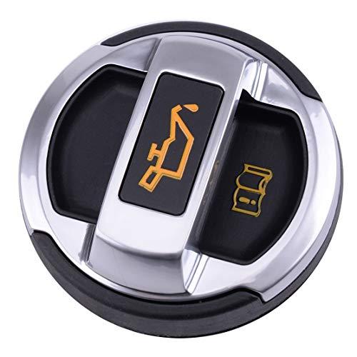 XIOSOIAHOU 420103485B Filler Cap DE Cap DE Cap DE Petras FIT para Audi A1 A2 A3 A4 A5 A6 A8 R8 Q7 TT TT para Asiento para Alhambra Altea Arosa