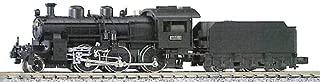 KATO 2001 JNR Steam Locomotive 2-6-0 Type C50 (N Scale)