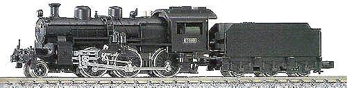KATO 2001 JNR Steam Locomotive 2-6-0 Type C50 (N Scale) by Kato