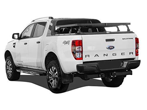 Front Runner Roll Top Slimline II Load Bed Rack Kit Compatible with Ford Ranger Wildtrak (2014-Current)