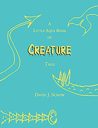 A Little Aqua Book of Creature Tails (Little Book Series II) (English Edition)