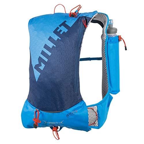 Millet - Intense 5 - Rucksack - Rennen und Trailrunning - 5 L - Marineblau/Elektroblau