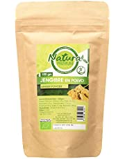 Natura Premium - Jengibre Polvo Bio, 100 g