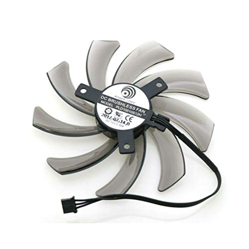 QHXCM for PLD10010S12H 12V 0.30A 95mm For Gigabyte GeForce GTX 660 600 7750 TI Graphics Card Cooling Fan Cooler 3Pin