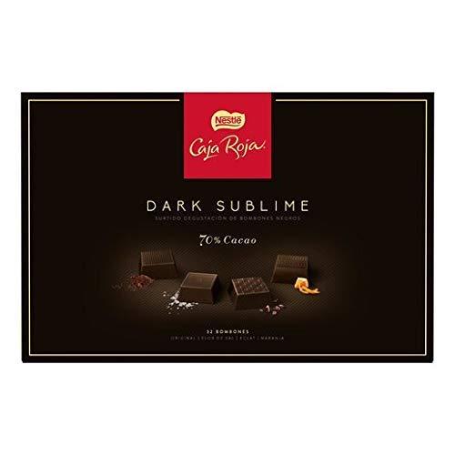 Nestlé Caja Roja Dark Sublime, 228g
