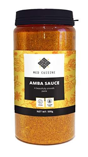 Med Cuisine Sauce Amba 500GR — U...