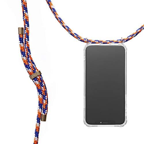 KNOK Funda con Cuerda para iPhone 5 / iPhone 5S / iPhone SE - Funda Colgante para movil Carcasa - Colgar movil Cuello Funda con Correa Colgante con Cordon para Llevar en el Cuello