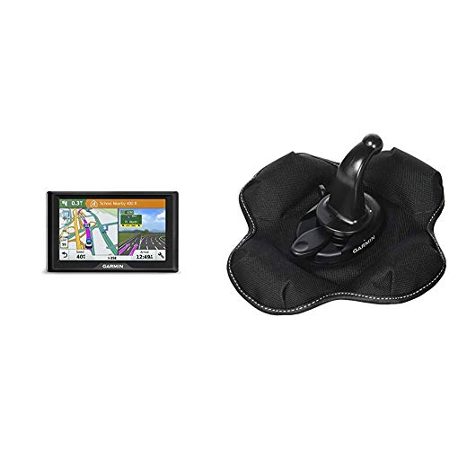 Sale!! Garmin Drive 61 USA LM GPS Navigator System with Lifetime Maps, Spoken Turn-By-Turn Direction...