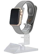 20soporte Reloj Profesional de acrílico–Reloj Soporte para vitrina | ajustable y giratorio | para guardar pesado Reloj