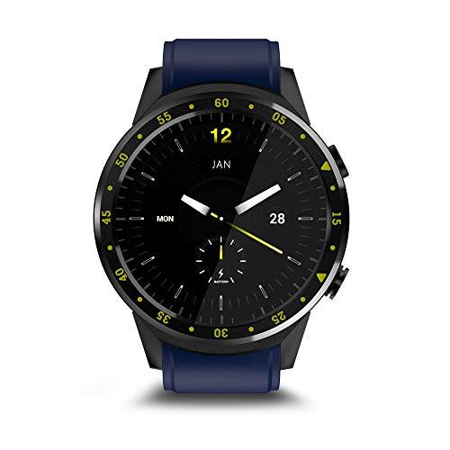 Yuechenxin F1 Smartwatch Herzfrequenz Blutdruck GPS Positionierung Sportuhr Adult Smartwatch