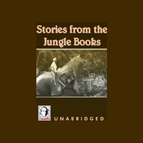 Stories from the Jungle Books  audiobook cover art
