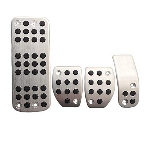 Cikuso Ttcr-Ii Zubeh?r Gas Modifizierte Pedal Auflage Platte Für Peugeot207 301 307 208 2008 308 408 Cc/Citroen C3 C4/Ds 3 4 6 Ds3 Ds4 Ds6