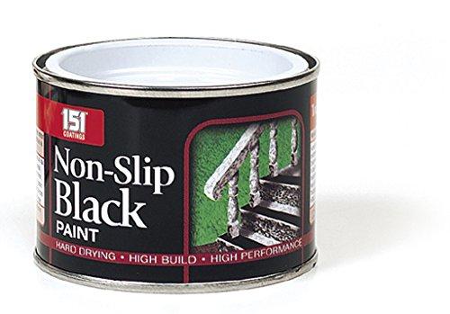 Anti-Rutsch-Farbe - Matt Black - 180ml [Misc.]