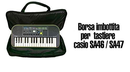 Borsa Imbottita KeyBag MiniBag per Tastiere CASIO Serie SA46 / SA47