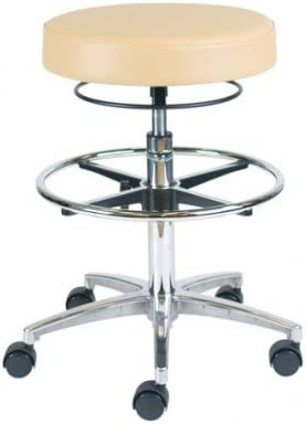 Office Master CL13 Trumpet Vinyl wi Elegant Chairs Dental Medical Stools Quantity limited