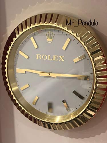 Salón Rolex Reloj De Pared Daytona Or