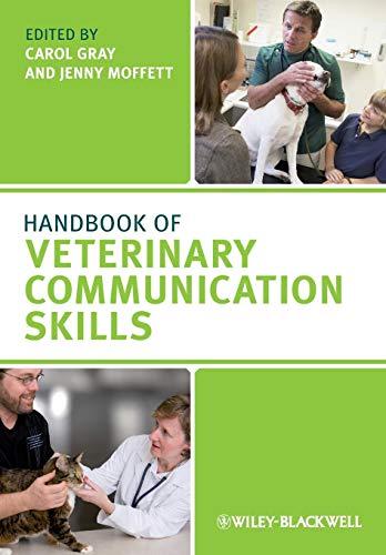 Download Handbook of Veterinary Communication Skills 1405158174