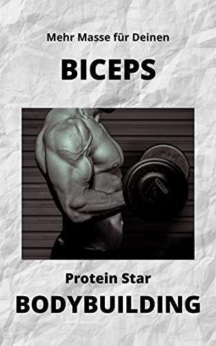 Mehr Masse für deinen Bizeps - Wie man schnell Muskeln aufbaut : Bodybuilding