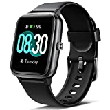 FITFORT Smart Watch Fitness Tracker - 1.3″ Touch Screen Watch with Heart Rate