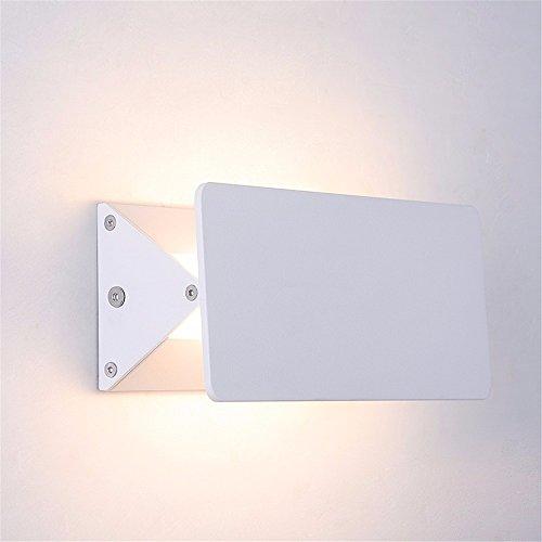 JJZHG Wandlamp, waterdicht, wandverlichting, wandlamp, nachtkastje, slaapkamer, gang, balkon, creatieve leeslamp, nachtkastje, bevat: wandlamp, stoere wandlampen, wandlampen, design