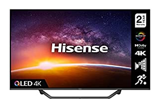 HISENSE 55A7GQTUK QLED Series 55-inch 4K UHD Dolby Vision HDR Smart TV 60Hz Refresh Rate with YouTube, Netflix, Freeview Play and Alexa Built-in, HDMI 2.1 and Bluetooth, TUV Certificated (2021 NEW) (B0936VKJW3) | Amazon price tracker / tracking, Amazon price history charts, Amazon price watches, Amazon price drop alerts