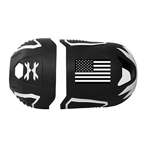 HK Army Paintball Tank Cover Vice FC Full Coverage - Fits 48ci,68ci,80ci (USA Flag)
