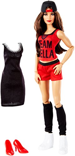 WWE Superstars Nikki Bella Doll + Fashion