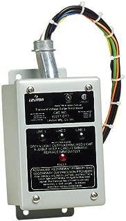 Leviton 42277-DY3 277/480 Volt, 220/380 Volt 3-Phase Wye, 240V 480V, Delta Panel Protector, 4-Mode Protection, NEMA 3R Enclosure