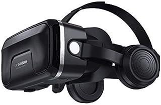 VR Casque de réalité virtuelle 3D VR Lunettes pour Jeux et Films Virtuelle Lunettes Casque avec Autres Smartphones sous An...