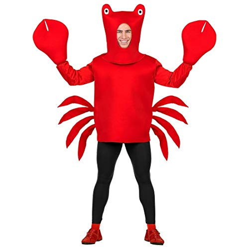 Widmann - Kostüm Krabbe