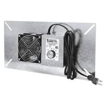Tjernlund UnderAire Crawlspace Ventilator Fan Moisture Mold Reducing