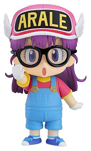 XIAOGING Anime Q Nendoroid Arale Puppe Modell Spielzeug