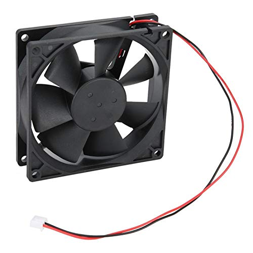 Socobeta Ventilador de enfriamiento Disipador de Calor Disipador de Calor Disipador de Calor 24V 0.40A para PC