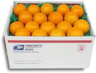 Ranch Saver USPS Box of Organic California Navel Oranges