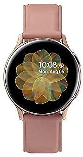 Samsung Galaxy Watch Active 2 - Smartwatch de Acero, 44mm, color Rose Gold, Bluetooth [Versión española]