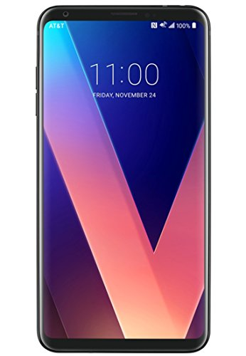 LG V30+ H930DS 128GB Black, Dual Sim, 6.0 inch, 4GB , GSM Unlocked International Model, No Warranty